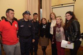 La provincia entregó aportes a Bomberos Voluntarios y cooperativas entrerrianas