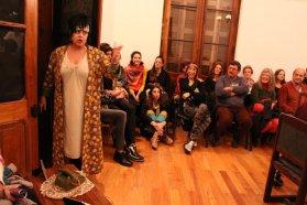 Intimo Teatro y Bazar de los Besos: propuestas culturales para los adultos en la Casa de la Cultura