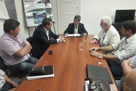 Se continúa trabajando en el proyecto de agua para el área metropolitana de Paraná