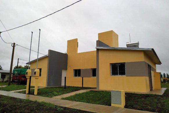 Sumarán nuevas viviendas para Hernández y Aldea San Antonio financiadas con recursos provinciales