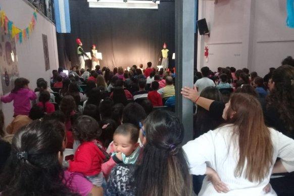 La Gira Teatral continúa recorriendo la provincia con funciones gratuitas