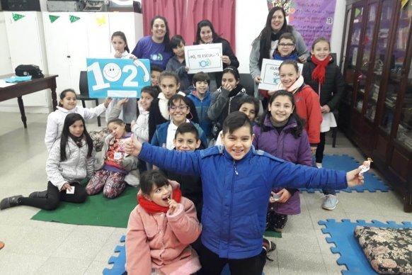 Se fortalece la Línea 102 para que niños, niñas y adolescentes realicen consultas