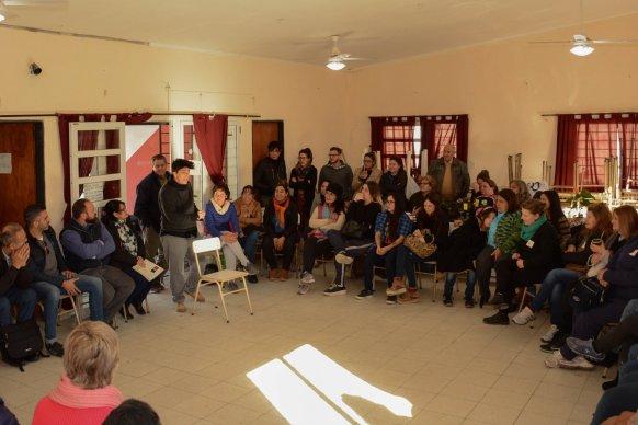 Se desarrollan con normalidad las actividades en los Centros de Economía Social de Entre Ríos