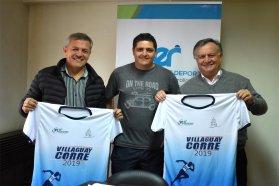 Importante apoyo del gobierno provincial a la 4° edición de Villaguay Corre