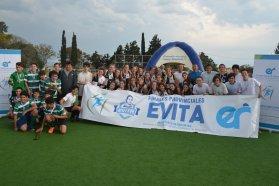 Comienzan las finales provinciales de los Juegos Evita en Concordia