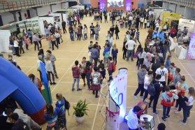 Muestra de carreras del Becario en Concepción del Uruguay