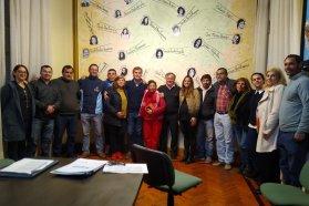 La Secretaría de Deportes trabaja mancomunadamente con el municipio y los clubes de Gualeguaychú