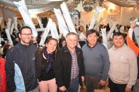 Inauguraron las Finales Provinciales de los Juegos Evita de Básquet 5x5 en Gualeguaychú