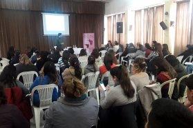 Se realizó un nuevo taller del Programa de Formación integral: Género, ESI y Noviazgo sin violencia