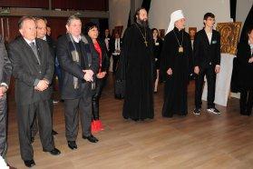 Este martes finaliza la exhibición de íconos de la Iglesia Ortodoxa Rusa y fotos de la Dinastía Romanov