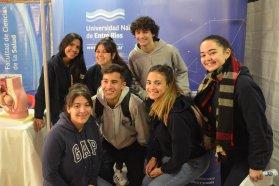 Se realiza la feria de carreras del Becario en Concepción del Uruguay