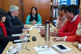 Se avanza en la elaboración de un Protocolo de Intervención de Personas Mayores