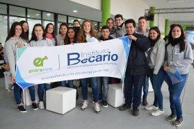 Culminó El Becario Te Muestra en Concepción del Uruguay