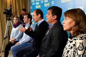 Bordet valoró el voto de los entrerrianos por la Argentina de la inclusión y el desarrollo