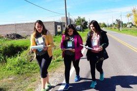 En Entre Ríos se inició el Registro de Viviendas Particulares y Colectivas