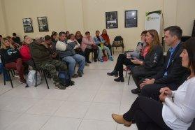 Articulan acciones para la implementación en Concordia del programa Educando en Movimiento