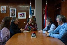 La provincia acompaña al crecimiento de instituciones deportivas