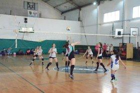 San José y Colón reciben la final provincial de voleibol de los Juegos Evita