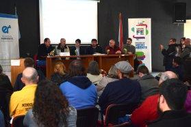 Se presentó el plan de manejo del sitio Ramsar Delta del Paraná
