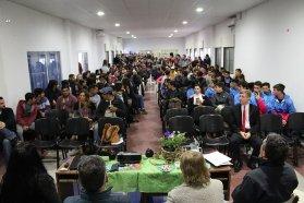 Estudiantes de escuelas agrotécnicas participaron de las Jornadas de Educación Ambiental