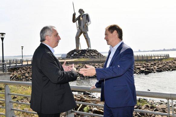 Bordet se pronunció por un modelo de unión nacional a partir de diciembre
