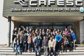 Destacan la labor con el Banco Interamericano de Desarrollo en la Cafesg