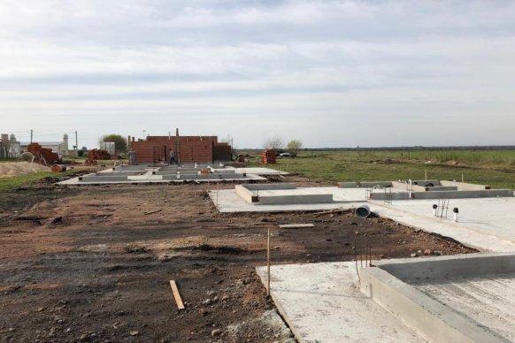 Se construyen 10 viviendas en Alcaraz Segundo Sur financiadas por la provincia