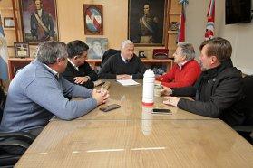 Avanza el frente de obras que la provincia ejecuta en Concepción del Uruguay