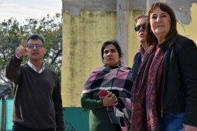 Continúan las obras de infraestructura escolar en Concordia