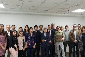 Entre Ríos reforzó lazos con mercados de exportación en Panamá y Colombia