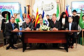 Paraná será sede del Tercer Encuentro Nacional de Dirigentes de Colectividades