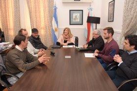 El gobierno recibió al Equipo Argentino de Antropología Forense