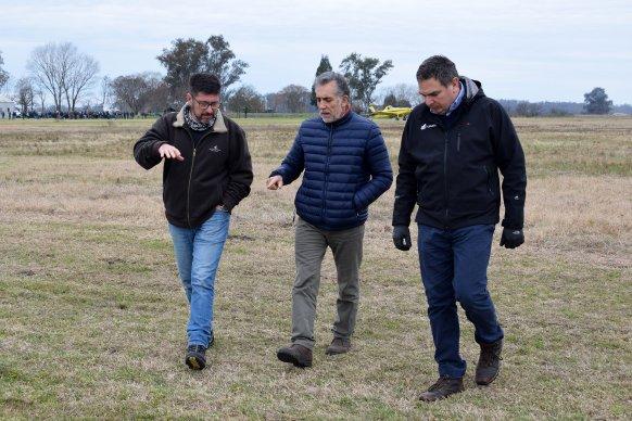 La provincia participó de la jornada sobre buenas prácticas de aplicación de productos fitosanitarios