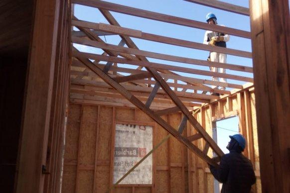 Con fondos provinciales se licitarán  12 viviendas de madera en Chajarí