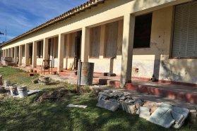 Continúan las obras en hospitales y centros de atención primaria de la provincia