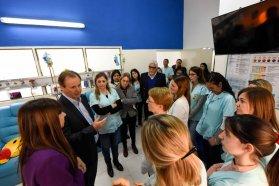La provincia refuerza partidas para adquisición de insumos e infraestructura de salud