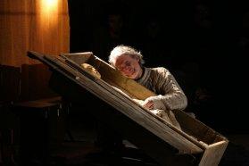 El dramaturgo César Brie llega a La Vieja Usina con dos grandes propuestas