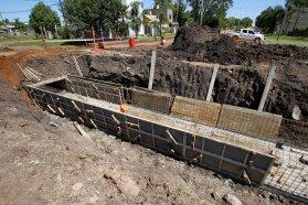 Trabajan en el plan de obras para la defensa contra inundaciones