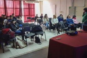 Se realizó una capacitación para residentes de cardiología en Paraná