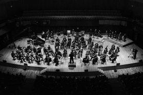 La Sinfónica se presentará junto a la gran violinista dominicana Aisha Syed Castro