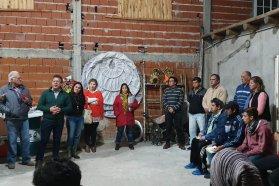Se lanzaron dos capacitaciones para trabajadores de la construcción en Federación