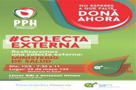Se podrá donar sangre este jueves en Paraná