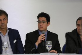 El gobierno participó en la presentación de la Cámara de la Industria Cárnica de Entre Ríos