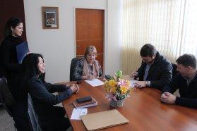 El CGE  y la Secretaria de la Juventud acordaron la entrega de premios para las Olimpiadas de Ambiente
