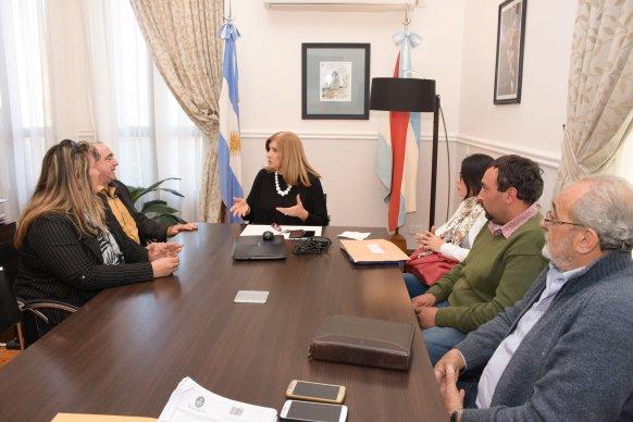 Se articulan herramientas para brindar soluciones a juntas del departamento Federación