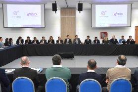 Bordet afirmó que el programa de Desarrollo de Salto Grande fortalecerá la integración binacional