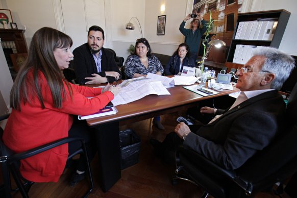 Analizaron las obras y nuevos proyectos para el departamento Federal