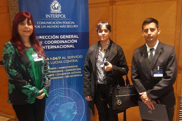 Entre Ríos participó de la conferencia global de Interpol en trata de personas y tráfico ilícito de migrantes