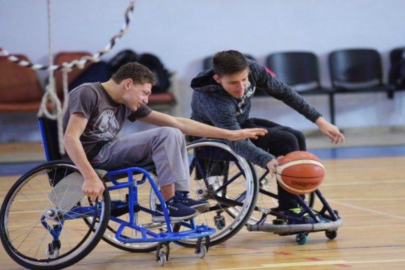 Comienza la final provincial de los Juegos Evita en Discapacidad