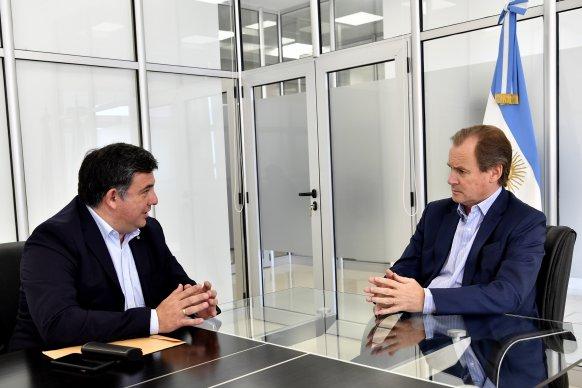 Bordet avanza en una agenda de trabajo con el intendente electo de Concepción del Uruguay